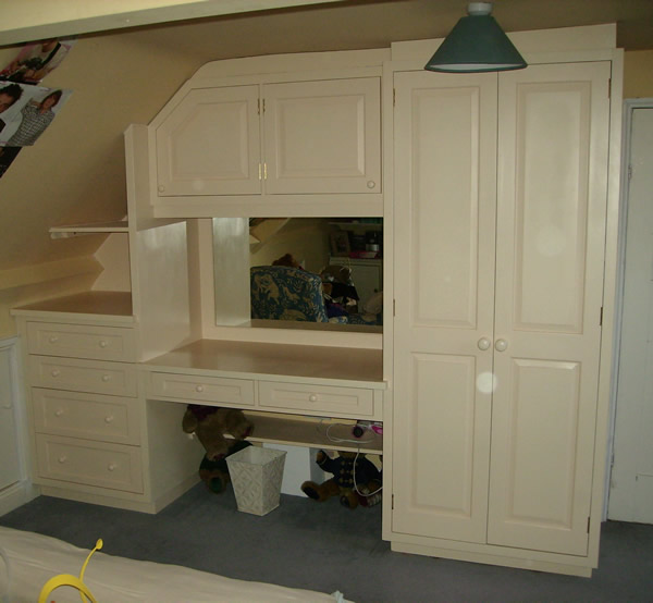 Fitted Bedroom, Bathroom And Kitchen Furniture, In York