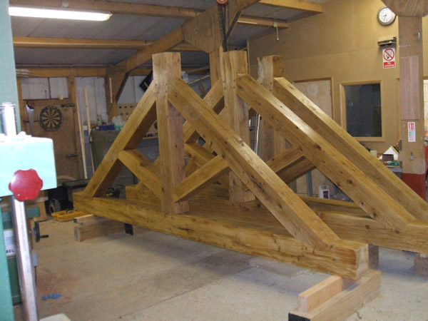 Roof Trusses Roof Purlings Roof Rafters In York