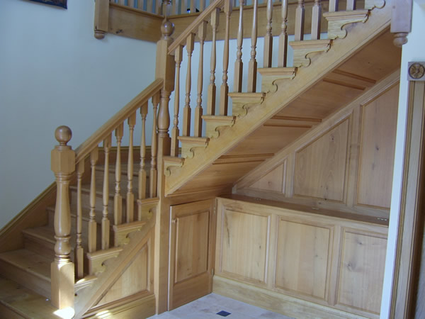 Peter Barker Joinery Timber Windows Staircases Sliding